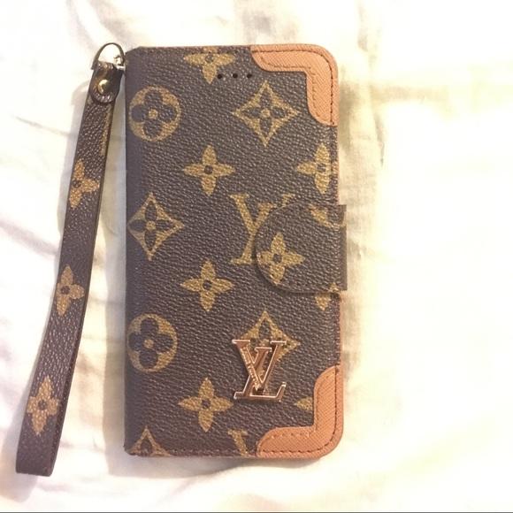 Louis Vuitton Accessories Louis Vuitton Iphone 6 Case Poshmark